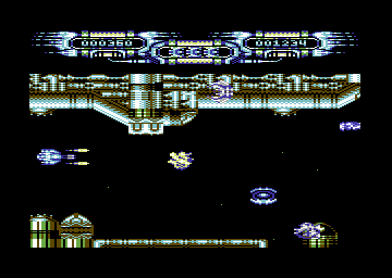 Edge Grinder sur C64 par Backward Engineering