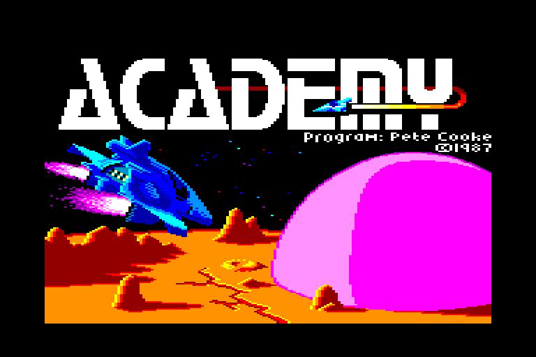 Les Jeux de Légende sur Amstrad & Amiga Academy%20-%20Tau%20Ceti%20II%20(F)_1