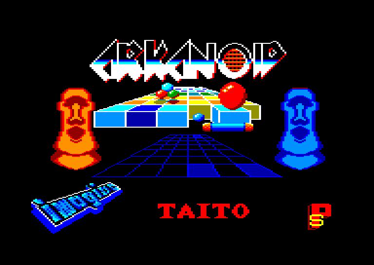 Les Jeux de Légende sur Amstrad & Amiga Arkanoid%20(E)_1
