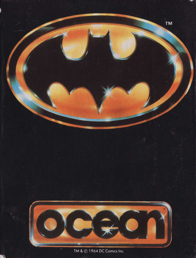 cover of Batman - The movie provided by GameBase CPC