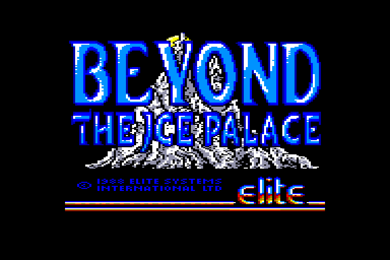 Les Jeux de Légende sur Amstrad & Amiga Beyond%20the%20Ice%20Palace%20(E)_1