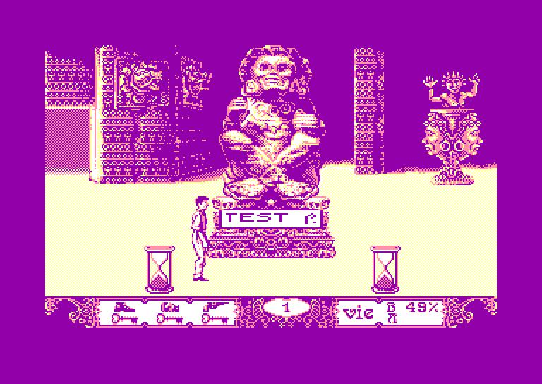 screenshot of Bob winner provided by GameBase CPC