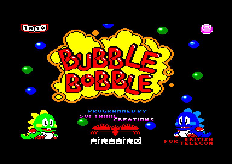 Les Jeux de Légende sur Amstrad & Amiga Bubble%20Bobble%20(E)_1