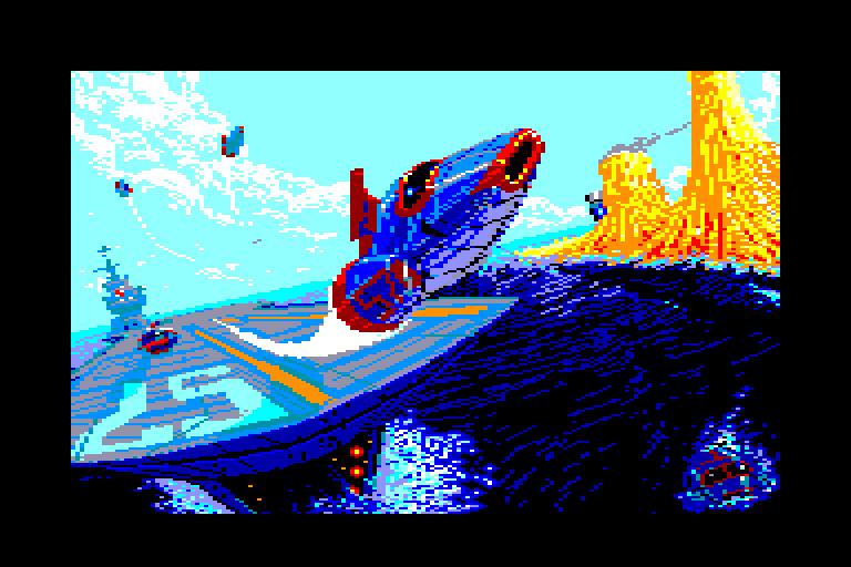 Les Jeux de Légende sur Amstrad & Amiga Carrier%20Command%20(E)_1
