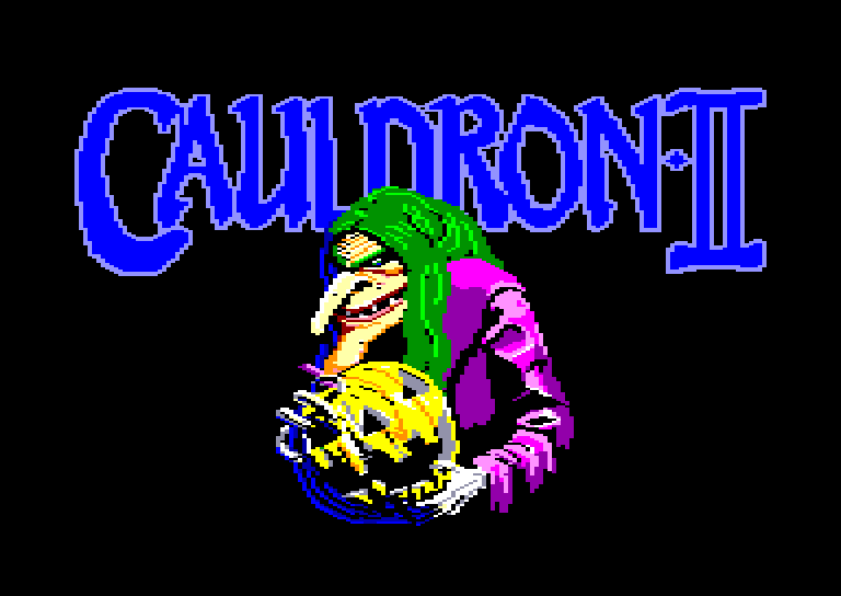Les Jeux de Légende sur Amstrad & Amiga Cauldron%20II%20(E)_1