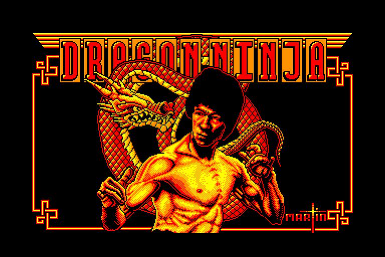 Les Jeux de Légende sur Amstrad & Amiga Dragon%20Ninja%20(E)_1