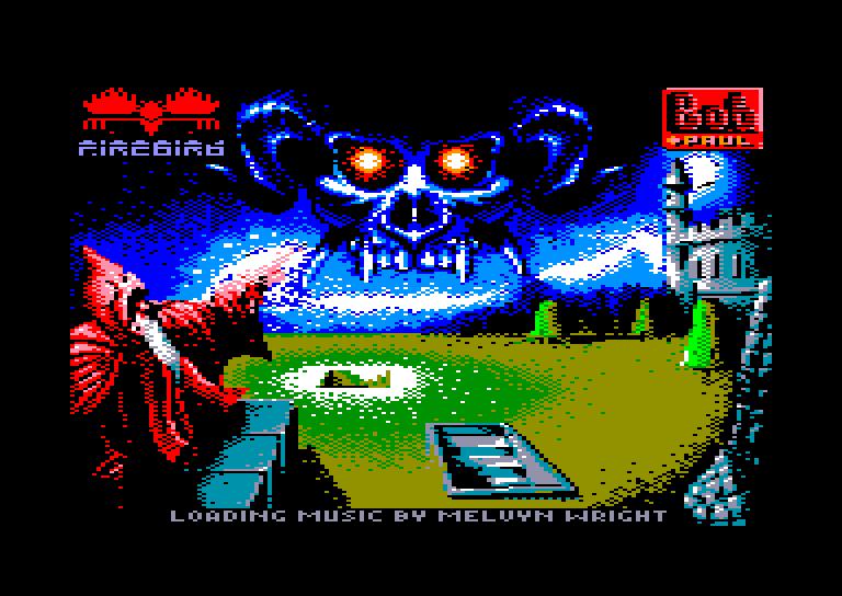 Les Jeux de Légende sur Amstrad & Amiga Druid%20(E)_1