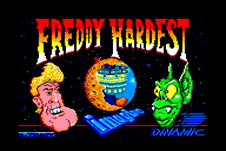 Les Jeux de Légende sur Amstrad & Amiga Freddy%20Hardest%20(E)_1
