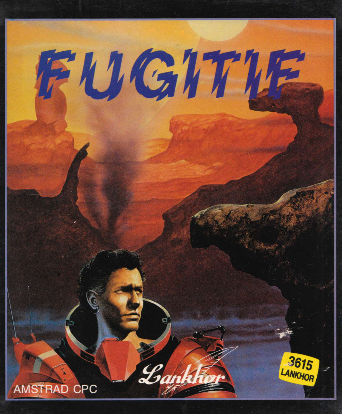 cover of Fugitif provided by GameBase CPC