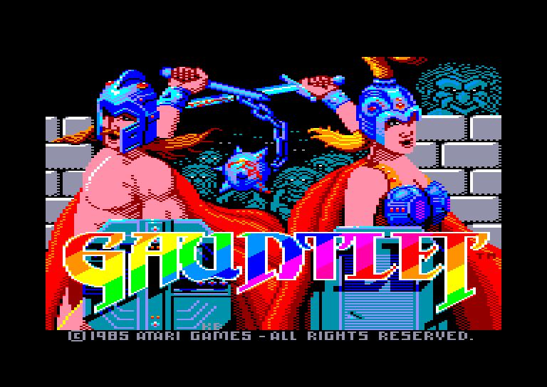Les Jeux de Légende sur Amstrad & Amiga Gauntlet%20(E)_1