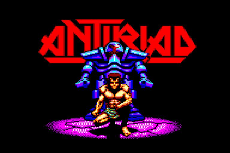 Les Jeux de Légende sur Amstrad & Amiga Heilige%20Rustung%20des%20Antiriad%20(G),%20Die_1