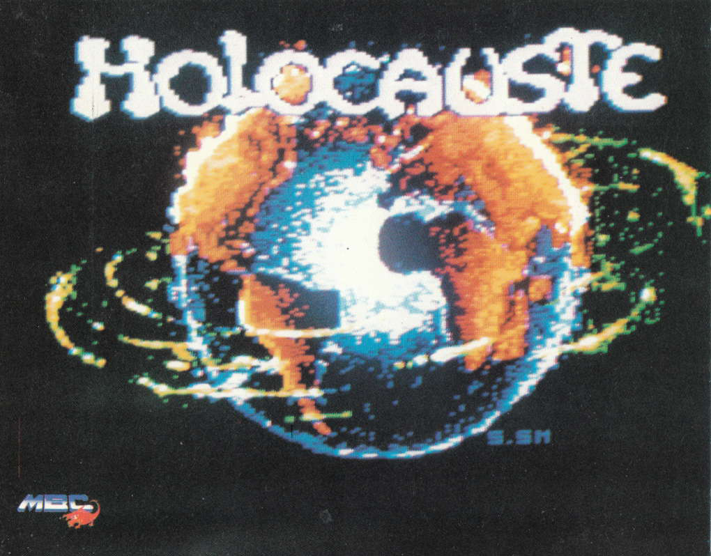 cover of Holocauste provided by GameBase CPC