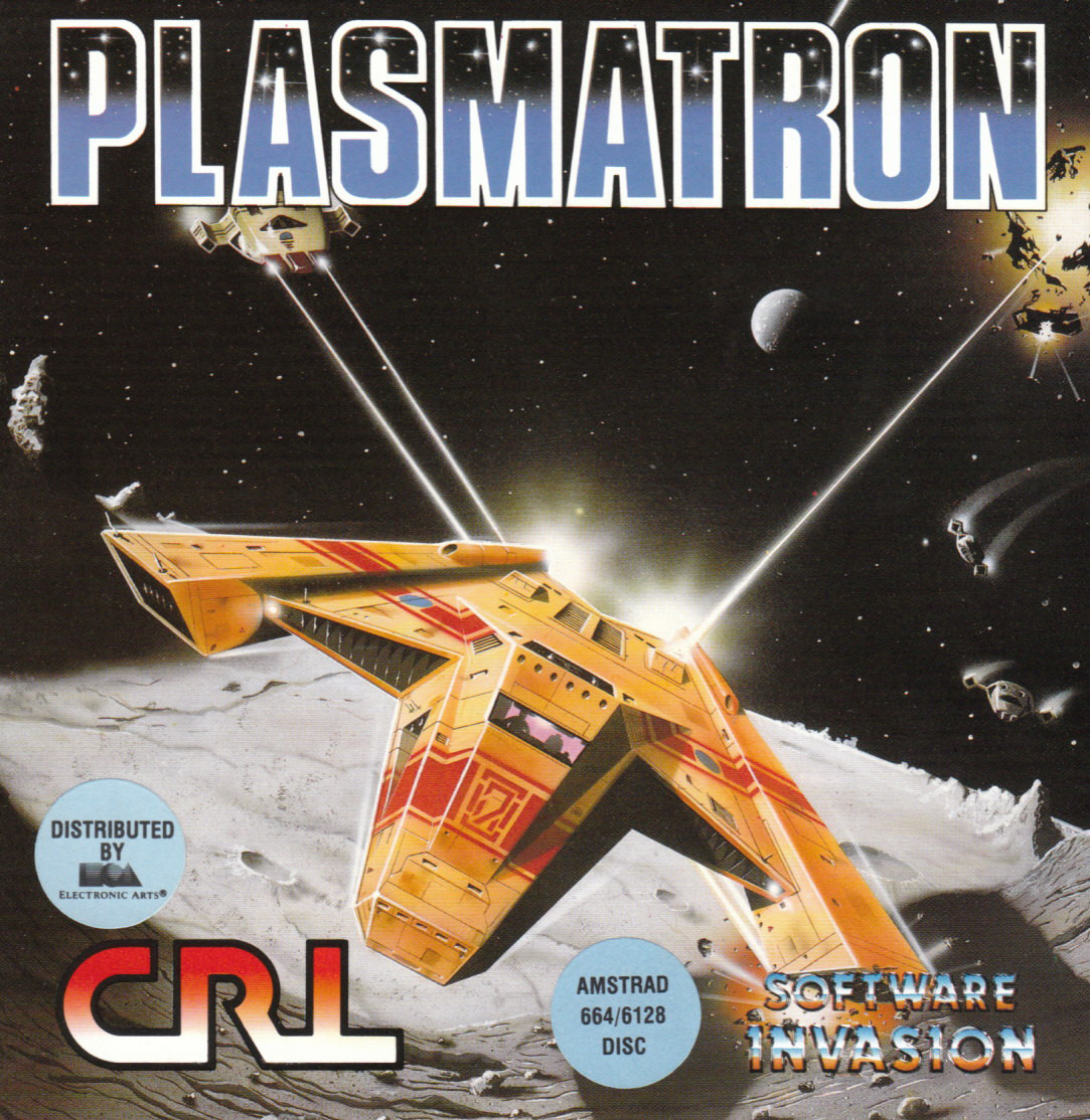 cover of Plasmatron provided by GameBase CPC