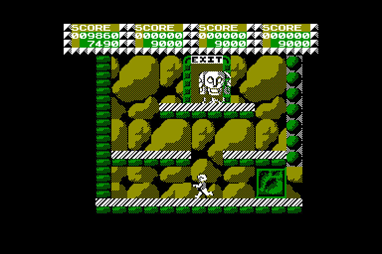 screenshot of Quartet provided by GameBase CPC
