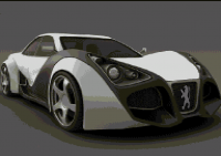 3D Peugeot, 2�me screenshot of food for my plus volume 1 par Hermol